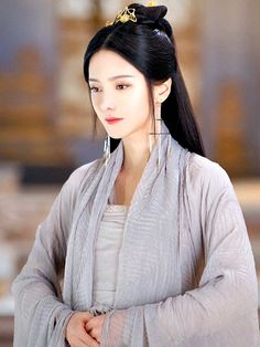 Love and Destiny 《三生三世宸汐缘》 - Chang Chen, Ni Ni Japonese Girl, Ancient Beauty, Chinese Clothing, Oriental Fashion, Hanfu, Beautiful Asian Girls, Costumes For Women, Aesthetic Girl, Queen