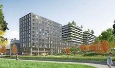 #GreenHome, le #logement à #énergie positive qui produit plus d'énergie qu'il n'en consomme. Il vous plaît ? Rendez-vous dans vos #agences à #Nanterre !