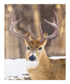 Brown Beige, Collie, Kangaroo, Deer, Moose Art, Plush, Wraps, Scene, Portrait