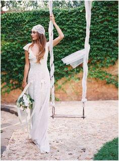 Robes de mariées boho 20