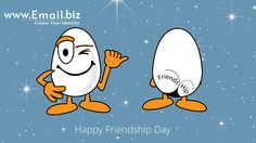 Email.biz wishes you Happy Friendship Day