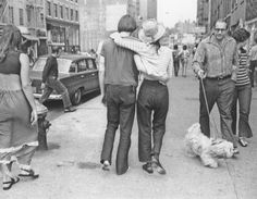 Sam Shepard and Patti Smith, NYC, 1971