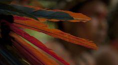 Os Jogos dos Povos Indígenas (JPI) chegam a sua décima edição. Neste ano 2009, que acontecem entre os dias 31 de outubro e 07 de novembro. A data escolhida obedece ao calendário lunar indígena. com participação  cerca de 1300 indígenas, de aproximadamente 35 etnias, vindas de todas as regiões brasileiras.  Paragominas , Pará, Brasil. Foto Paulo Santos 05/11/2009