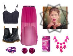 """""""tini la plus belle!!"""" by la-connasse-de-france ❤ liked on Polyvore featuring Marni, River Island, Dr. Martens, VERY GAVELLO, Reeds Jewelers and Rossetto"""
