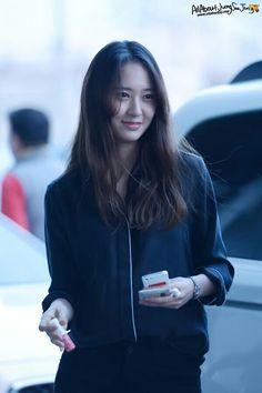 krystal, heading to shanghai