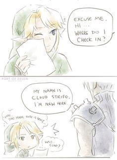 Zelda Personal Blog