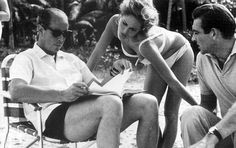 Sean Connery (with Ursula Andress)