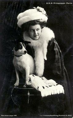 """imperial-russia: """" """"Grand Duchess Maria Pavlovna, Princess of Sweden """" """" Old Pictures, Old Photos, Vintage Photos, Vintage Photographs, European History, Women In History, Gustav Adolf, Princesa Alexandra, Royal Families Of Europe"""