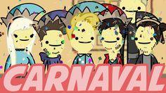 CARNAVAL! Lego Friends, Pinterest Board, Fallout Vault, Youtubers, Boys, Fictional Characters, Art, Mardi Gras, Baby Boys