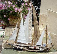 Sea And Ocean, Ocean Beach, Laguna Beach House, Driftwood Crafts, Sail Away, Ship Art, Sailing Ships, Lighthouse, Summertime