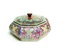 Lacquer ware inlaid new mother of pearl handcrafted jewelry case,jewel box trinket box  Butterfly Design