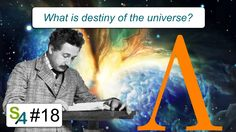 Because the young Einstein couldn't accept the possibility of a universe with an end of time, he made obscure modifications to his equations. Destiny, Einstein, Universe, Science, Big, Movie Posters, Film Poster, Cosmos, Billboard
