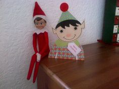 Eric Elf got mail from the boss...