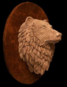 Intricate Wood Carving