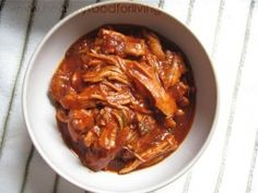 Spicy Pulled Chicken