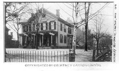 William mckinley enrolled at allegheny college in for Home builders canton ohio