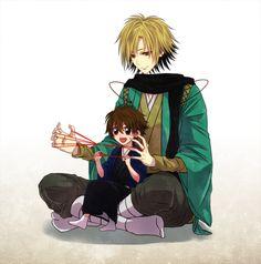 Young Nura Rikuo and Kubinashi