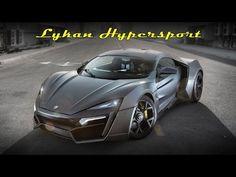 Видео обзор автомобиля Lykan Hypersport со всех сторон