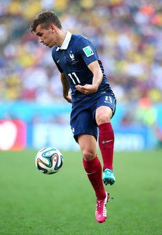 Antoine Griezmann Photos: France v Germany: Quarter Final - 2014 FIFA World Cup Brazil