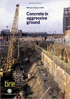 Concrete in Aggressive Ground 3rd Edition