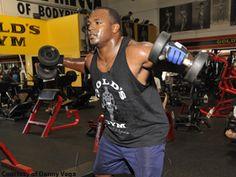 Real Workouts: Dwight Freeney  #football #fitness