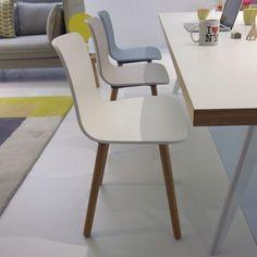 Krzesło inspirowane Morri black, DSW - Nowoczesne akcesoria domowe - ExitoDesign