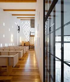 'Capela de Santa Ana' by e 348 Arquitectura   Yatzer