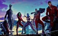 Yeni Fragman: 'Guardians Of The Galaxy Vol. 2' - We Come From the Sound