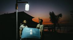 Liter of Light – Fighting Energy Poverty by the Simplest Way, With a Plastic Bottle         |          FutureEnTech