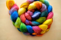 You have some nice new fiber and a spinning wheel, now what? Most commercially prepared fibers benefit from a little more hands-on preparation time before spinning. Here are three simple steps to follow to prepare your fiber for spinning.
