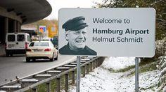 Flughafen trägt jetzt Helmut Schmidts Namen | NDR.de - Nachrichten - Hamburg