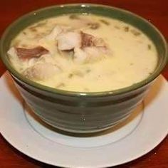 The fishermen of bodega bay, california shared this favorite, quick and easy recipe with my sister during a fish festival.  it is one of the best chowders i've had, and my kids love it too!  we top with bacon bits and a few shakes of hot sauce for a little spice.  enjoy!