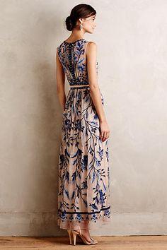 Willowpark Maxi Dress - anthropologie.com