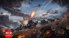 War Thunder   игры года  'The Battle is on!' русский Trailer