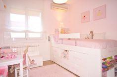 Kids Room. #camanido #maileg #rosa #pink #amedida #ajugar #cocinita #teatime