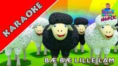 Baa baa black sheep have you any wool Abc Songs, Children Songs, Round Song, Monkey Jump, Five Little Monkeys, Baa Baa Black Sheep, Nursery Rhymes Songs, Wheels On The Bus, Preschool Crafts
