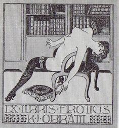 Mujer en Tierra Firme!!: Ex libris