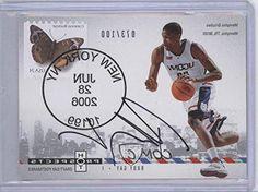 Rudy Gay #73/100 (Basketball Card) 2006-07 Fleer Hot Prospects Draft Day Postmarks #DD-RG