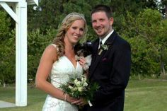 Summer 15 wedding