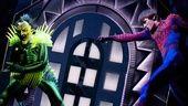 Spider-Man: Turn Off the Dark.  Now on Broadway