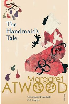 The Handmaid's Tale (Contemporary Classics) by Margaret Atwood, The book I read where I discovered there was a whole of literature to be read, outside of Jilly Cooper . Margaret Atwood, I Love Books, Good Books, Books To Read, My Books, Music Books, The Handmaid's Tale Book, The Book, Book Week