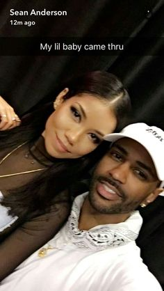 Find images and videos about love, amazing and music on We Heart It - the app to get lost in what you love. Relationship Goals Pictures, Cute Relationships, Big Sean And Jhene, Mahal Kita, Dope Couples, Me And Bae, Jhene Aiko, Barack And Michelle, Bae Goals
