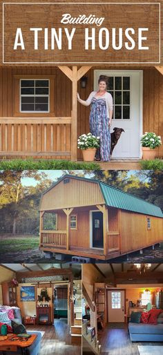 Tiny houses are so hot right now! Find out what it's like to move from a big home to a tiny house (plus a few good reasons to do it, if you're considering a change).