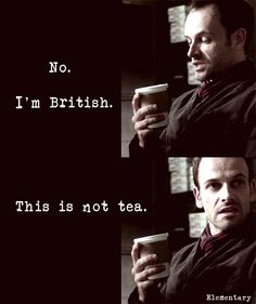 One of my own icons. Yes, Holmes knows when he is drinking REAL tea.