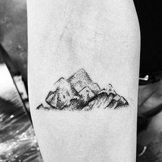 Stick n poke mountains