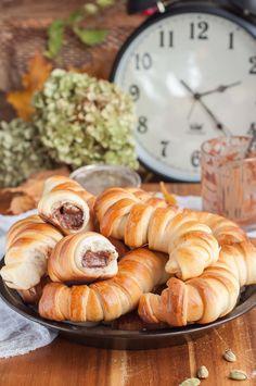 Nutella Cardamon Rolls
