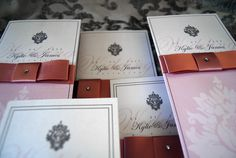 WE INVITE // SHOW CASE A SELECTION OF BESPOKE WEDDING INVITATION & EVENT STATIONERY DESIGN