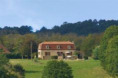 VakantiehuisCoux-et-Bigaroque in Dordogne !!!! !!!!!!!!  Maar slaapkamer tekort voor Jef apart----