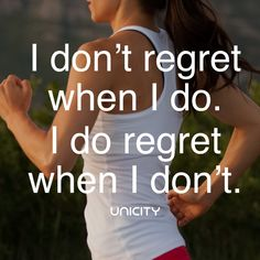 With Unicity's Transformation,There Will Be No Regrets !