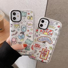 $11.95 | SoCouple Phone Case For iPhone 11 Pro Max 7 8 6s Plus X XS Max XR SE New Cartoon earth illustration Pattern Soft TPU Back Cover Outfit Accessories FromTouchy Style | Free International Shipping. Cute Iphone 5 Cases, Phone Cases Iphone6, Cute Cases, Best Iphone, Iphone 8, Samsung, Coque Iphone, Iphone Models, Galaxy